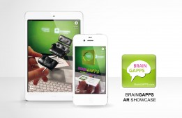 braingapps AR showcase