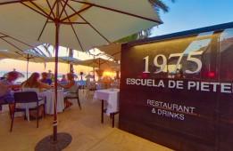 Tour Virtual La escuela de Pieter, Restaurante en La Manga del Mar Menor, Cartagena, Murcia - Google Maps / Google Street View