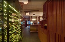 Tour Virtual 360º Restaurante Enso Sushi, Murcia. Visita virtual para página web + Google Maps / Google Street View.